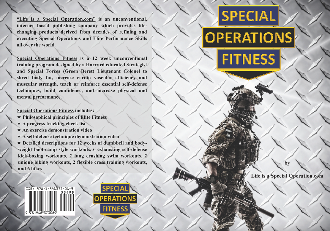 """Special Operations Fitness"" Cover Image"