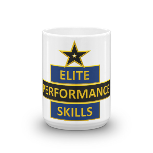 Elite Performance Skills Coffee Mug