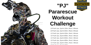 Special Operations Fitness PJ Workout Challenge