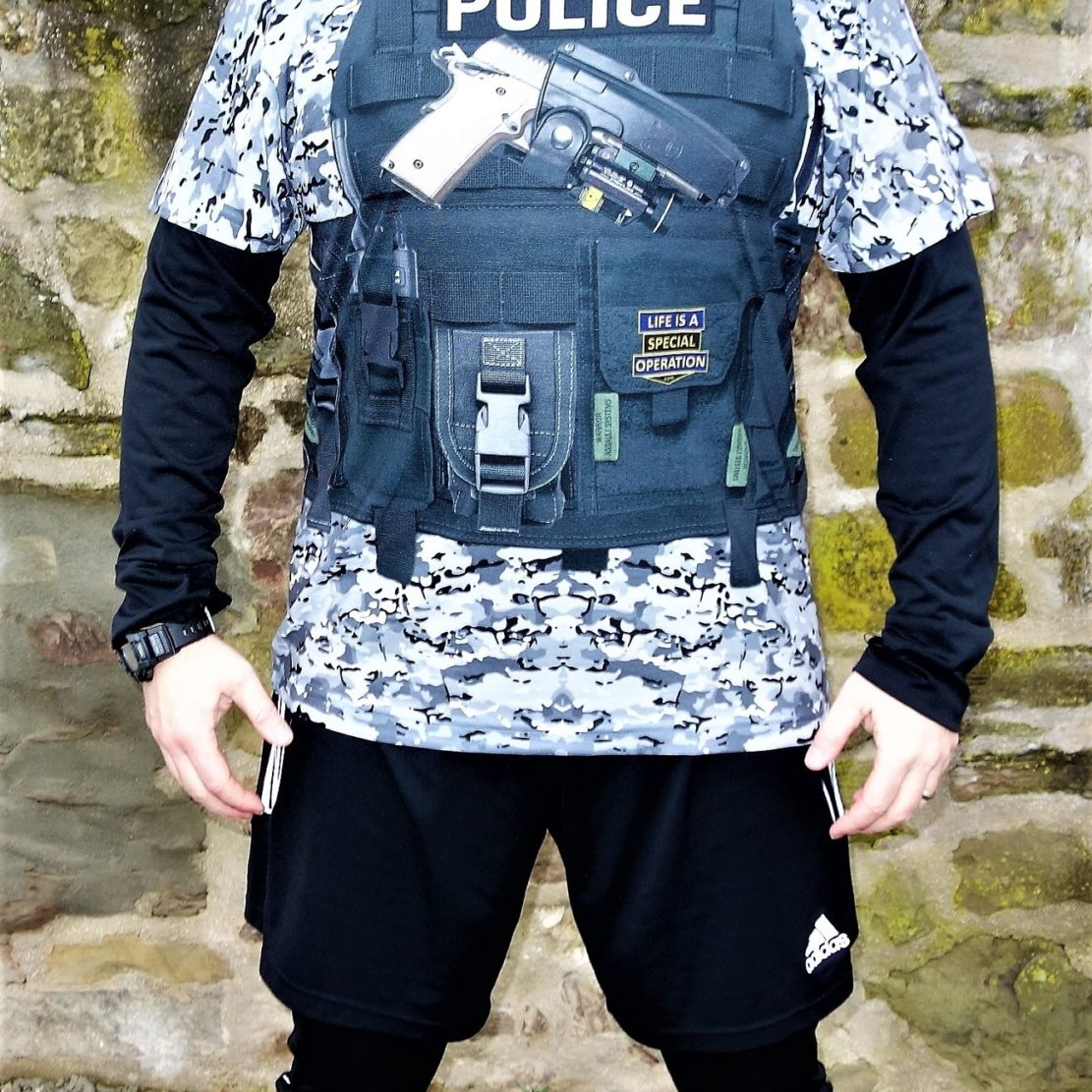 Police Body Armor front image by Life is a Special Operation