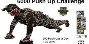 6000 Push Up Challenge by Special Operations Fitness