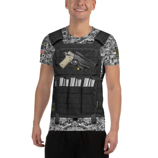 t-shirt style body armor